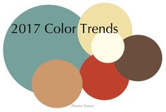This is a gorgeous color palette and apparently Sherwin Williams thinks so too. Look how close they came to my 2016 prediction. This palette is their Mas Amor Por Favor ColorMix for 2016. I chose t...