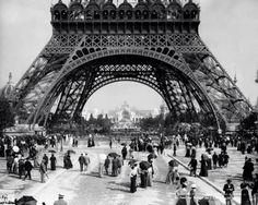 France. Paris, 1900