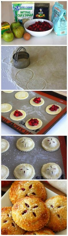 Pastry dough dumplings stuffed with cherries and Apple Empanadillas de pasta quebrada rellenas de guindas y manzana Subido de Pinterest. http://www.isladelecturas.es/index.php/noticias/libros/835-las-aventuras-de-indiana-juana-de-jaime-fuster A la venta en AMAZON. Feliz lectura.