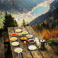Uzungöl (Long Lake), Çaykara, Trabzon ⛵ Eastern Blacksea Region of Turkey ⚓…