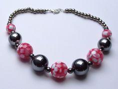 Acryl Pink von for you bijoux auf DaWanda.com