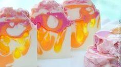 melt and pour soap designs - sun kissed