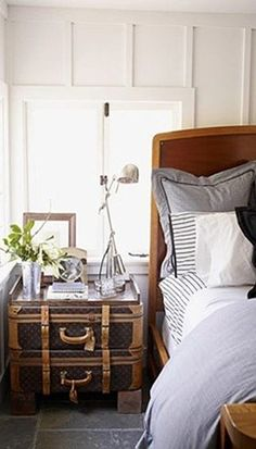 Bedside Table Ideas | The Vivant