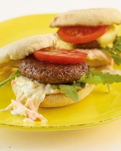 Sommerburger Hot Dogs, Hamburger, Food To Make, Grilling, Sandwiches, Tacos, Dinner, Eat, Cooking
