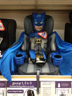 So my wife and I were shopping for a children's car-seat. We were not disappointed. - Imgur