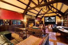 """Over the years, """"man cave"""" is what most people called a spare room in their home. Nowadays, man caves are..."""