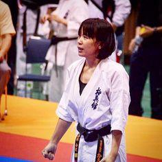 全日本からの東京レーズン の画像|凶暴な娘達と戦う極真カラテ みけねこ日記