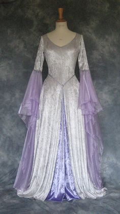 Medieval / Elvish / Pre Raphaelite / Gothic / by frockfollies, $110.00