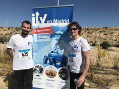 Después de la carrera del taller. #ITV #tbt #seguridadVial #carreradeltaller #TeamTÜVRheinland #race #motor #madrid