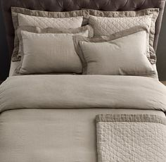 yummy linen bedding
