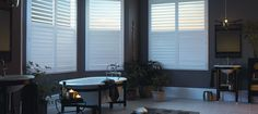 shutters for bathroom privacy www.blindadvantage.ca