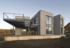 House Horní Lhota | Blansko | CZE Home Fashion, Modern Architecture, Studios, Houses, Mansions, House Styles, Outdoor Decor, Home Decor, Homes