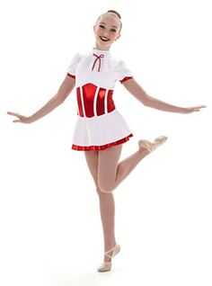 Mary Poppins - Theme Dance Costume