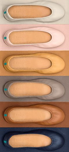Flats in ALL the best shades!