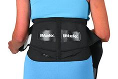 Purchase Mueller Lumbar Support Back Brace with Removable Pad, Black, Regular – waist) at Discounted Prices ✓ FREE DELIVERY possible on eligible purchases. Mueller Lumbar Support Back Brace with Removable Pad, Black, Regular – waist) Lower Back Pain Relief, Low Back Pain, Best Back Brace, Lower Back Support, Plastic Components, Sciatica Pain, Sciatica Symptoms, Sciatica Exercises, Sciatic Nerve