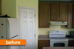 Before & After: A Kitchen Goes From Eek to Chic on a 10k Budget