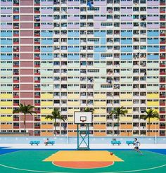 """""""A boy enjoys the moment while playing basketball after school."""" Location: Hong Kong / Photo and caption: Wing Ka H. / National Geographic Travel Photographer of the Year Contest Photography Contests, World Photography, Photography Awards, Iphone Photography, Photography Tips, Building Photography, Photography Projects, Urban Photography, National Geographic Photo Contest"""