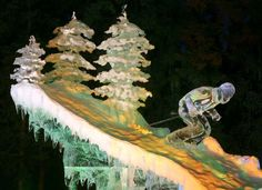 2013 BP World Ice Art Championships