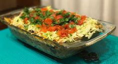#SaboreaTuCultura with this Mexican Casserole Recipe by @lasgringasblog