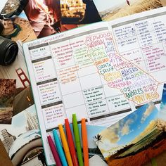 """""""Not all those who wander are lost."""" - J.R.R. Tolkien - Use the monthly spread…"""