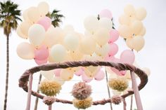 Wedding Balloons! Photography by melissajill.com, Event Planning