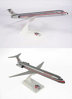 Skymarks Model United Airlines 727-100 N7001U Museum of Flight 1//150 Scale with
