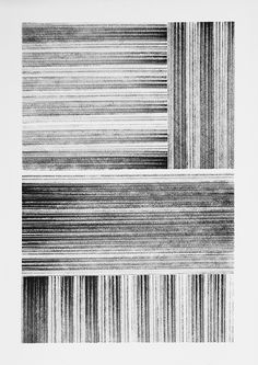 Abstract Drawing, 2010 by Daniele De Batte