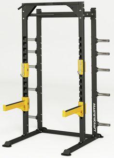 Olympic Half Power Rack