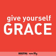 Give yourself grace - Inspirations for Moms Inspirational mom quotes - Hard Quotes, Mom Quotes, Quotes To Live By, Good Parenting, Parenting Quotes, Lessons Learned In Life, Life Lessons, Inspirational Quotes For Moms, Feeling Like A Failure