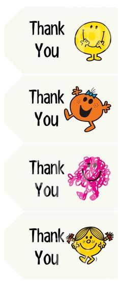 Items similar to Mr Men and Little Miss Thank You Tags on Etsy Party Girl Quotes, Costume Makeup Tutorial, Mr Men Little Miss, Miss Girl, Book Day Costumes, Men Party, 5th Birthday, Birthday Parties, Birthday Cake