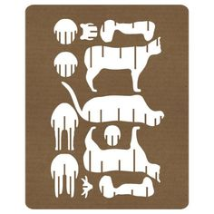 taglio laser carta Cardboard Sculpture, Cardboard Paper, Cardboard Crafts, 3d Puzzel, 3d Templates, Paper Pop, Wood Carving Designs, 3d Craft, Paper Animals