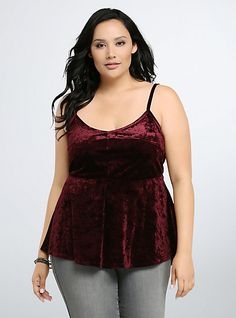 0cabd979e23 SCOOP PEPLUM TOP - Women s Plus Size Fashion