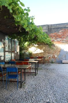 Most striking feature: The LX Factory is an area outside the city center of Lisbon where you will find restaurants and shops and other interesting things happening. In the past this was one of the most important manufacturing complexes in Lisbon's history and is no...