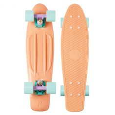 "PENNY Pastels Cruisers 22"" Peach skateboard en plastique 130,00 € #penny #pennycruiser #pennyaustralia #cruiser #cruizer #cruzer #longboard #plasticskate #plasticskateboard #cruisers #skate #skateboard #skateboarding #streetshop #skateshop @playskateshop"