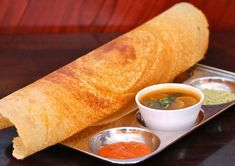 Masala dosa recipe: Masala dosa is one of my favorite food. we will learn how to make masala dosa at home with this simple recipe. Healthy Soup Recipes, Vegetarian Recipes, Vegetarian Restaurants, Veg Recipes, Healthy Foods, Masala Dosa Recipe, South Indian Food, Indian Diet, Healthy Food Delivery