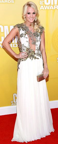 Carrie Underwood: 2012 CMA Awards