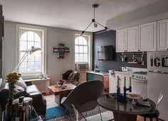 departamento-pequeno-dos-ambientes-3.jpg (820×593). D interiorismo.com.ar