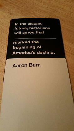 Aaron Burr, sir>> I feel like Hamilton did this. Alexander Hamilton, Theatre Nerds, Musical Theatre, Comedia Musical, Hamilton Lin Manuel Miranda, Aaron Burr, Hamilton Musical, Only Play, Out Of Touch