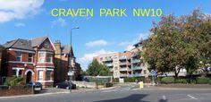 Craven Park/Church Road Harlesden NW10