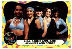 Original Fly Girls Living Color -yes, Carrie Ann Inaba  Jennifer Lopez were some of the original Fly Girls!