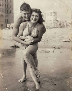 vintage couples in love photos