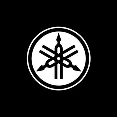 Motos Yamaha, Yamaha Motorcycles, Tuning Fork, Car Images, Bing Images, Logo Sticker, Logo Design Inspiration, Stickers, Shoes