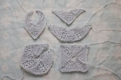 Ravelry: 5 Basic Shawl Shapes Cheat Sheet pattern by Derya Davenport