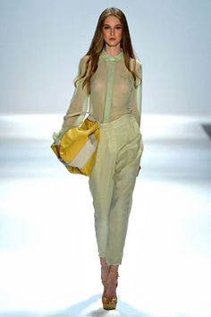 Charlotte Ronson Spring 2013 Ready-to-Wear Fashion Show: Complete Collection - Style.com