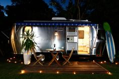 What a clever way to convince Em that a camper/airstream needs to be a part of our lives. A guesthouse. Can I be a guest in my own hypothetical guesthouse?