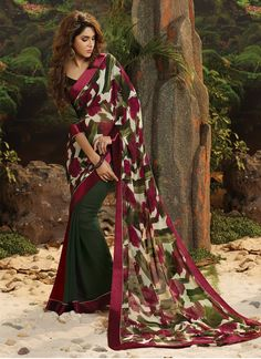 http://www.sareesaga.in/index.php?route=product/product&product_id=18840 Style: Casual Shipping Time:10 to 12 Days Occasion:Party Casual Fabric:Faux Chiffon Georgette Colour:Green Work:Lace For Inquiry Or Any Query Related To Product,  Contact :- +91 9825192886