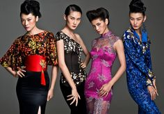 MaySociety — Ne Tiger Haute Couture Collection 2014 The first one is so good!