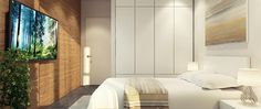 Thiết kế phòng ngủ lớn - Imperia Sky Garden