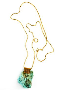 $129 Chrysocolla Necklace