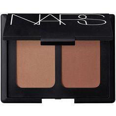 NARS Laguna/Casino Bronzer Duo - Laguna/Casino ($42) ❤ liked on Polyvore featuring beauty products, makeup, cheek makeup and nars cosmetics